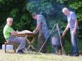 Myslivci uspořádali Mistrovství Osikova ve vaření guláše