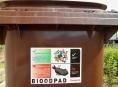 V Šumperku mají mimořádný zájem o popelnice na bioodpad