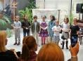 Besídka České školy bez hranic v Bruselu