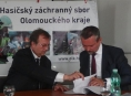 "Na výstavbu nové  ""hasičárny"" v Šumperku má firma 420 dnů"
