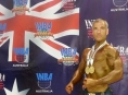 Naturální kulturista ze Šumperska soutěžil v Dubaji
