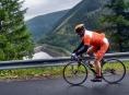 Účastníci Handy cyklo maratonu zvládli drsný výjezd na Dlouhé stráně