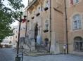 Osm měsíců bude vstup na šumperskou radnici jen bočním vchodem