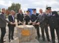 Největší investice v rezortu profesionálních hasičů za patnáct let se staví v Šumperku