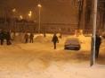 FOTO:Šumperk zasypaly přívaly  sněhu