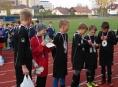 V Šumperku se konal fotbalový turnaj mladších žáků