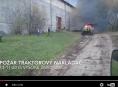 AKTUALIZOVÁNO !VIDEO: Oheň na Hanušovicku napáchal škody za statisíce