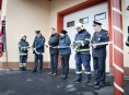 Dobrovolní hasiči v Temenici se po letech dočkali nové zbrojnice