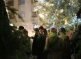 Prosincová vánoční atmosféra v Šumperku