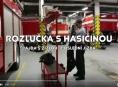 Poslední jízda olomouckých hasičů