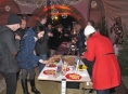 V předvánočním Bruselu mimořádně zachutnaly hanácké speciality