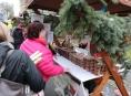 Farmářské Vánoční trhy v Šumperku