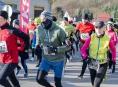 Téměř třicet závodníků okusilo silvestrovský běh