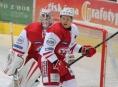 Salith Šumperk vs HC Slavia Praha 1:4