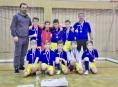 Mladí šumperští fotbalisté obhájili loňské stříbro