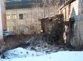 Šumperk má šanci, že lokalita vedle pošty se zbaví zbořeniště