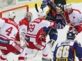 HOKEJ: HC Slavia Praha vs Salith Šumperk 4:3