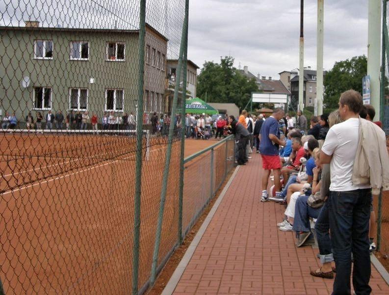 sídlo T.J.Šumperk - U tenisu