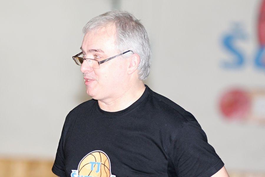 trenér Oldřich Sládek