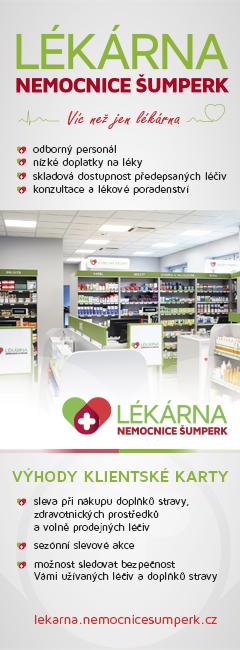 Nemocnice Šumperk - lékárna