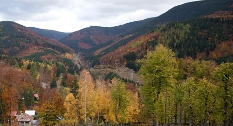 Kouty podzim