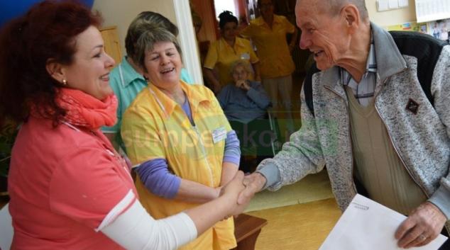"""Více než 250 seniorů se zapojilo do soutěže """"Jedeme v tom společně"""""""