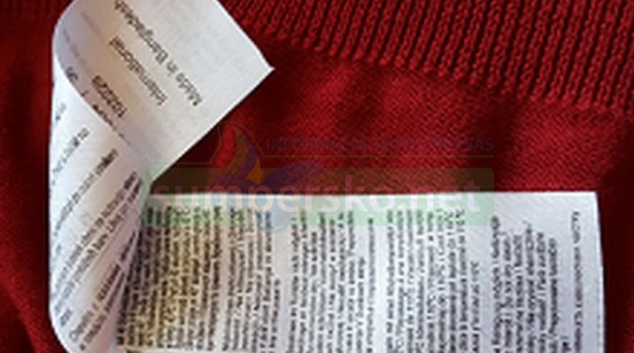 Nekvalitní textil na tuzemském trhu