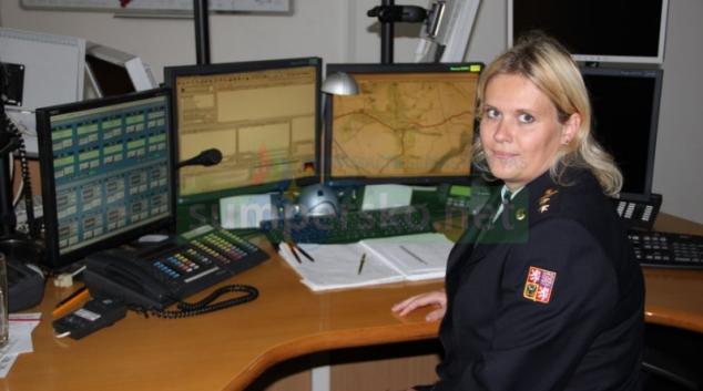 Hasička z Olomouckého kraje Irena Piteráková zvítězila v prestižní anketě