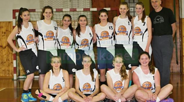 BASKET: Basket Ostrava vs TJ Šumperk