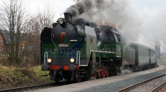 Odemykání točny v Olomouci