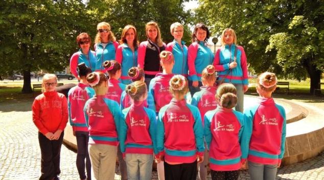 Aerobik: Šumperská děvčata bodují na soutěžích