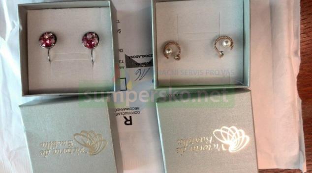 Diamanty ve špercích za 200 korun nebyly pravé
