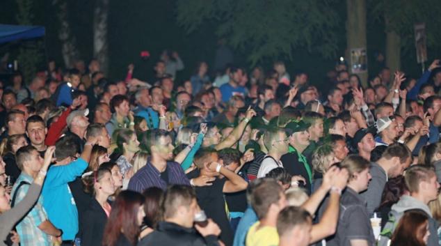 Hudební festival na zábřežském koupališti