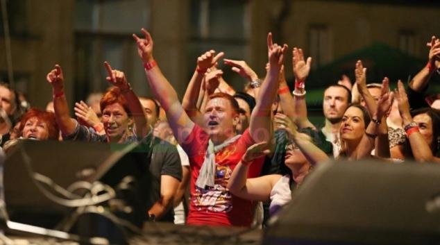 FOTO: Osmý ročník Revival Invaze navštívil rekordní počet diváků