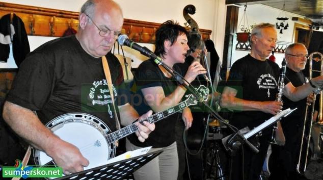 Old Time Jazz Band oslaví šedesáté narozeniny