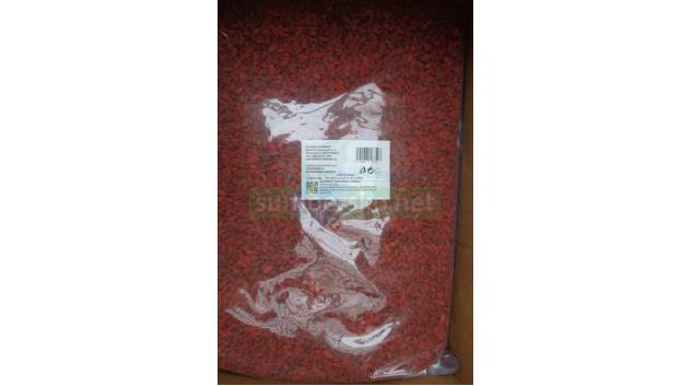 Inspekce zakázala prodej sedmi tun sušeného ovoce goji z Číny