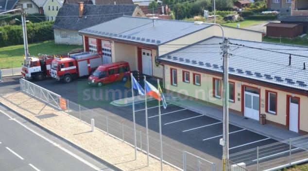 Šumperští dobrovolní hasiči dostanou novou techniku
