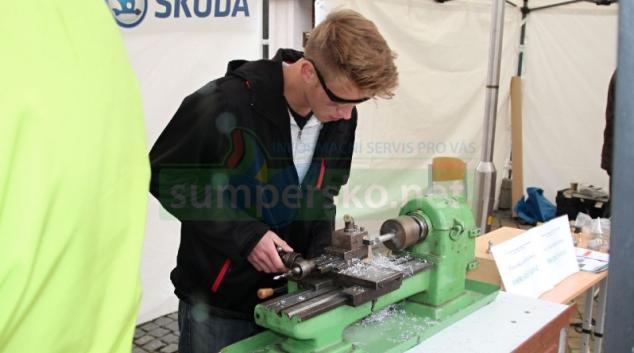 Den řemesel má svou tradici na šumperském Točáku