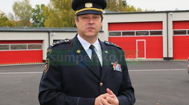 V Olomouckém kraji se veřejnosti otevře všech třináct stanic profesionálních hasičů