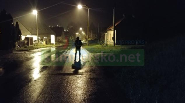 Neviditelní chodci ohrožují nejen sebe