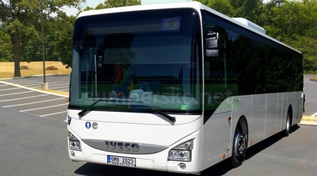 Platí změny v jízdních řádech autobusové dopravy
