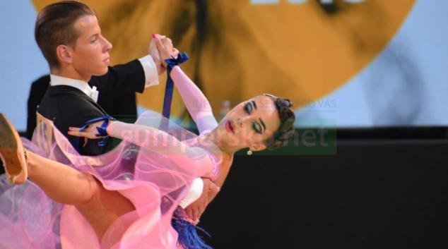 Šumperští tanečníci jsou úspěšní na domácích i mezinárodních soutěžích