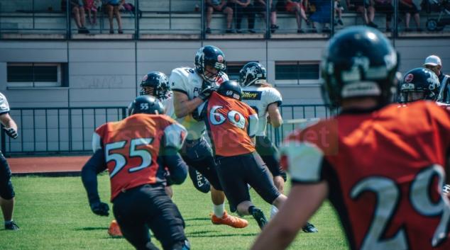 Dietos Šumperk vs Prague Black Panthers 2 0:26