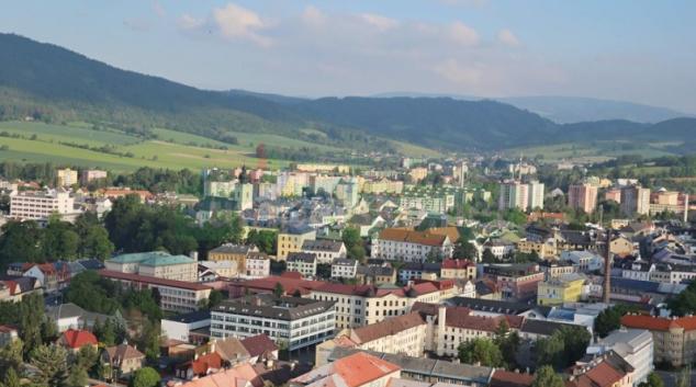 Šumperk dokončil další etapu revitalizace panelového sídliště