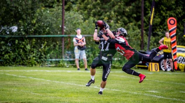 Prague Black Panthers 2 vs Šumperk Dietos 52:7