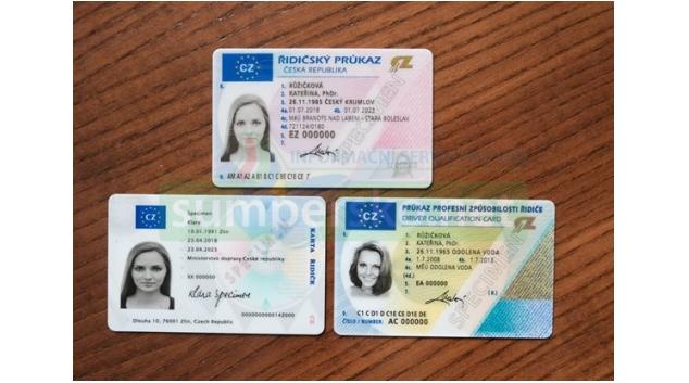 Čtvrt milionu lidí si musí do konce roku vyměnit řidičský průkaz
