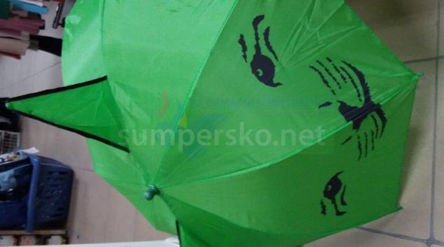 ČOI zakázala na trhu nebezpečný dětský deštník