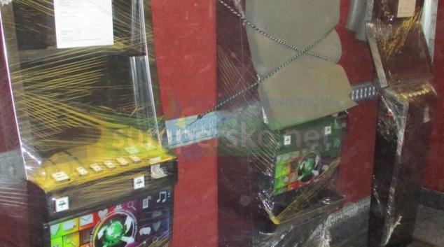 Celníci v Olomouckém kraji odhalili nelegální herny