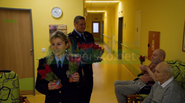Policisté v kraji se opět zapojili do charitativní akce