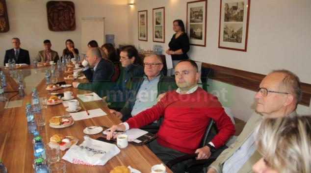 Šumperský Poradní sbor zaměstnavatelů má za sebou první zasedání